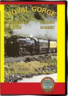 Steam Across the Rockies Royal Gorge on DVD by Valhalla Video