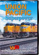 Union Pacific Superpower DVD