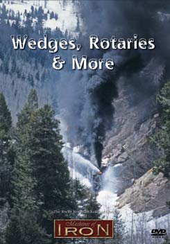 Wedges, Rotaries and More on DVD by Machines of Iron Machines of Iron WRMDR