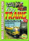 Lots & Lots of Toy Trains Vol 2 DVD