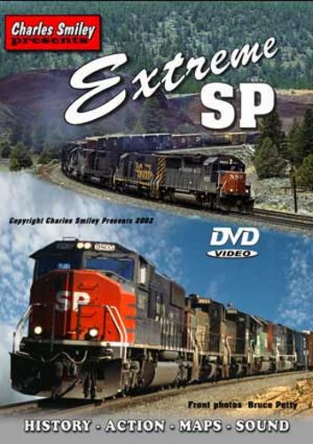 Extreme SP D-115 Charles Smiley Presents Train Video Charles Smiley Presents D-115