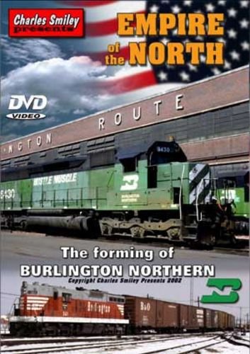 Empire of the North D-121 Charles Smiley Presents Train Video Charles Smiley Presents D-121
