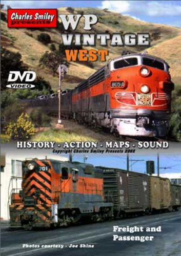 WP Vintage West D-122 Charles Smiley Presents Train Video Charles Smiley Presents D-122