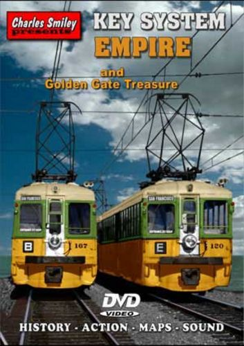 Key System Empire D-123 Charles Smiley Presents Train Video Charles Smiley Presents D-123